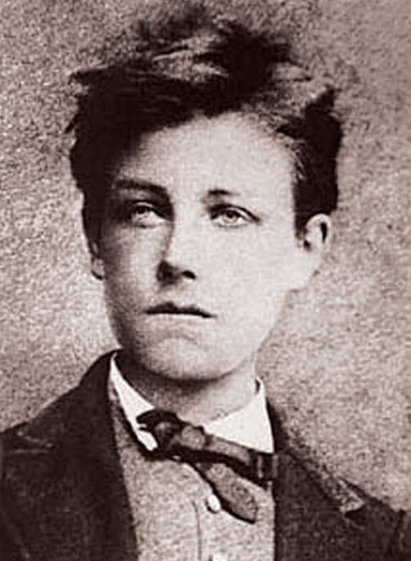 Rimbaud par Georges Perros