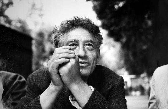 Giacometti-par-Hugo-Mulas